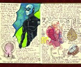 Guillermo del Toro's Notebooks