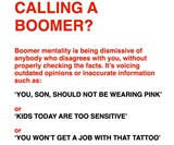 OK Boomer: