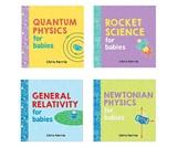 Quantum Physics for Babies Board Book Set