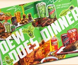 The Big Bold Book of MTN DEW Recipes