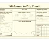Your Couch Guestbook