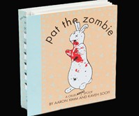 Pat the Zombie Book