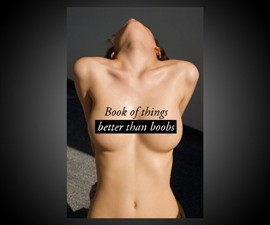 Book of Things Better Than Boobs