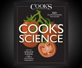 Cook's Science: How to Unlock Flavor