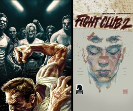 Fight Club 2 Comic Series