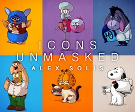 Icons Unmasked Book