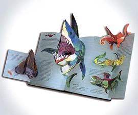 Pop-Up Encyclopedia of Sharks & Sea Monsters