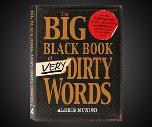 The Big Black Book of Very Dirty Words