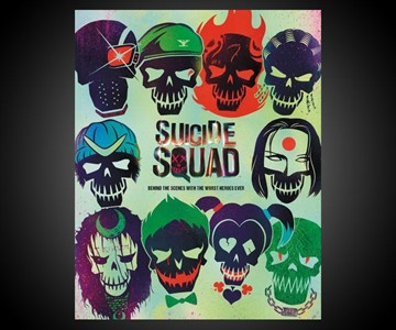 Suicide Squad: Behind the Scenes