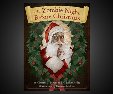 The Zombie Night Before Christmas