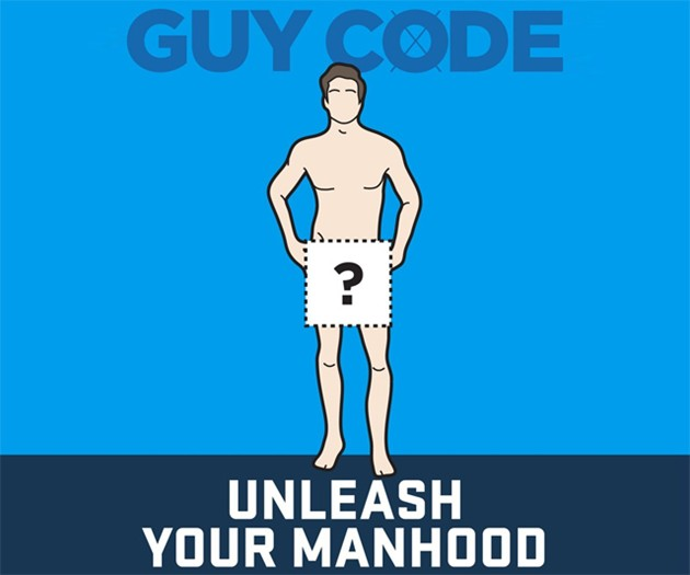 Guy Code: Unleash Your Manhood