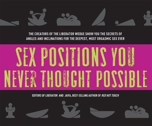 Sex Positions You Never Thought Possible