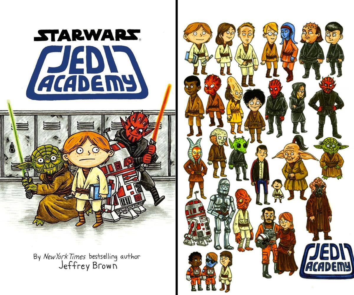 Star Wars: Jedi Academy, Return of the Padawan Book 2