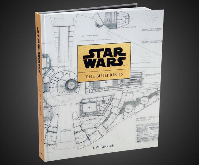 Star Wars The Blueprints Dudeiwantthat Com