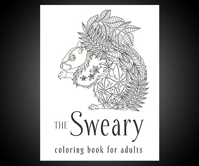Adult Curse Word Coloring Pages