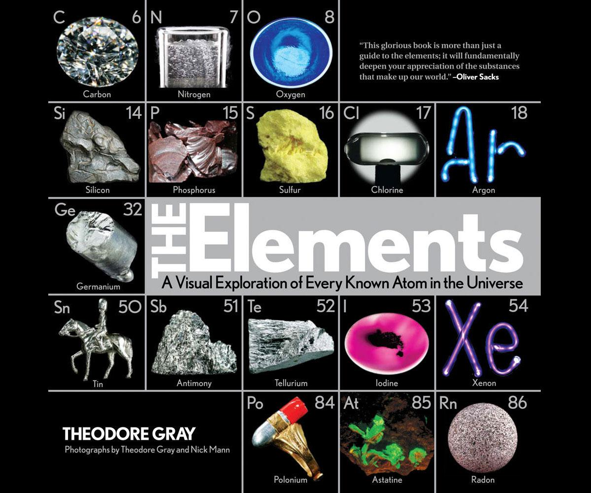 The Visual Elements : The elements a visual exploration dudeiwantthat