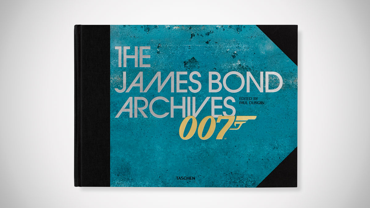 The James Bond Archives - No Time To Die Edition