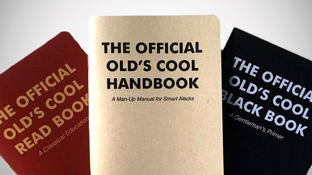 The Official Old's Cool Books