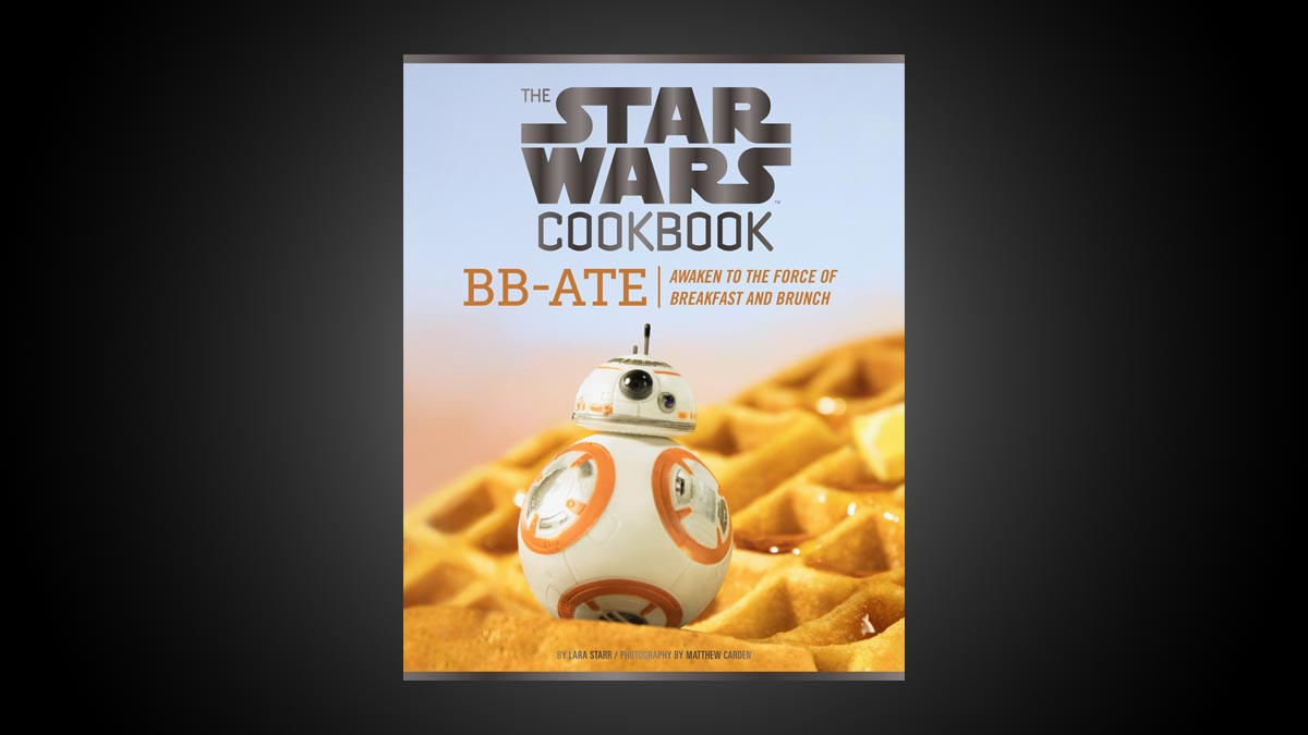 The Star Wars Cookbook: BB-Ate