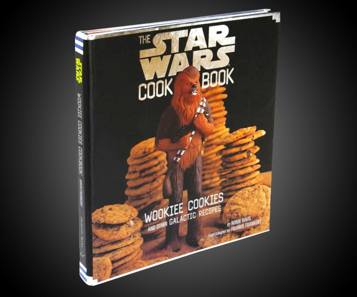 Star wars wookiee cookies cookbook recipes