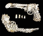 Bone Pistols