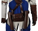 Connor Kenway Costume - Back Closeup