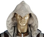 Connor Kenway Costume - Hood Closeup