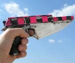 Zombie Stopper Gun Blade