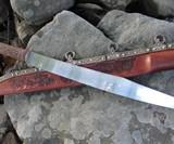 Blodlaetere The Anglo-Saxon Seax