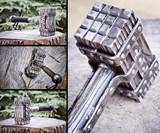 Bushcraft Viking Hammer