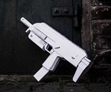 DIY Paper Submachine Gun