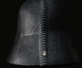Python Skin Darth Vader Helmet