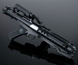 SaberForge E-12 Multi-Role Blaster