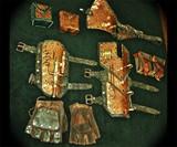 Steampunk Combat Tesla Armor Arm Bracer Set