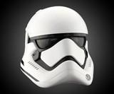 The Force Awakens First Order Stormtrooper Helmet