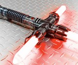 The Force Awakens Kylo Ren Lightsaber