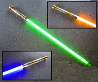 Oracle Color-Changing Lightsaber with Sound