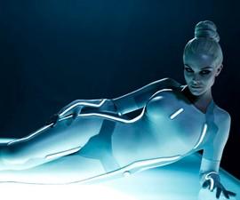 TRON: Legacy Siren Gem Bodysuit