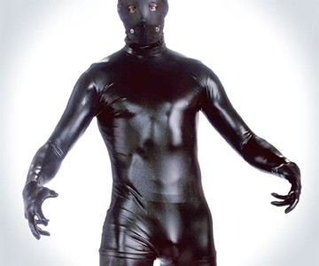 American Horror Story Murder House Rubber Man Adult/'s Mens Costume