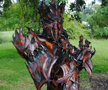 Dragonslayer Leather Armor