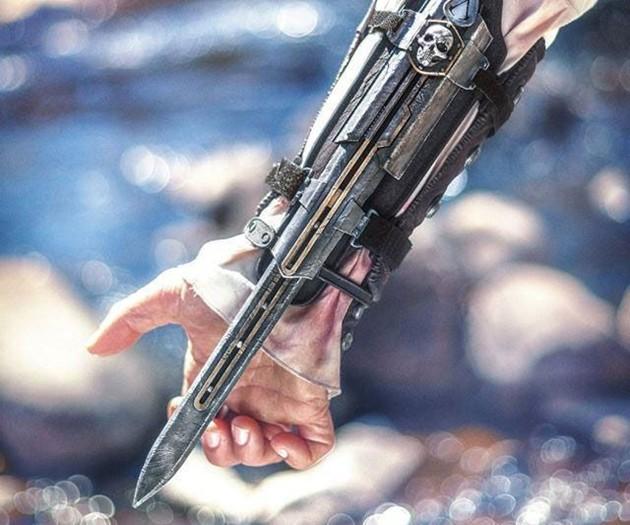 Assassin's Creed IV Hidden Blade Gauntlet