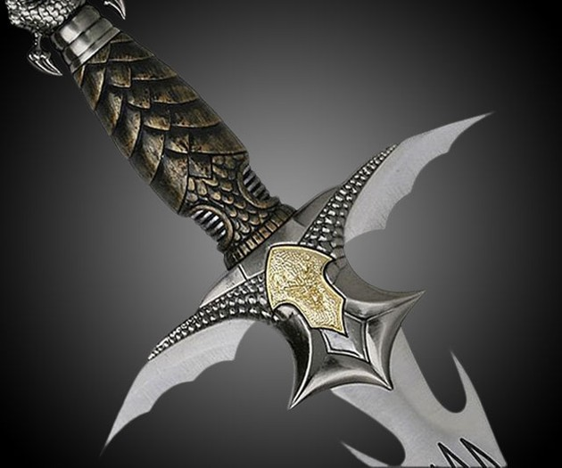 Dragon Evolution Sword