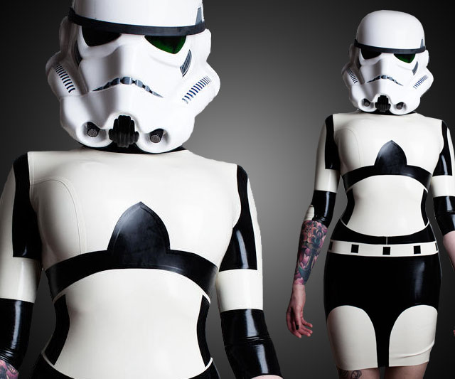 Stormtrooper Latex