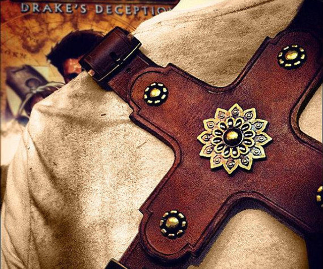Uncharted 3/Nathan Drake Gun Holster Replica