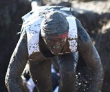 Covered in World's Toughest Mudder Mud