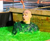 Tough Mudder Green Sludge Obstacle