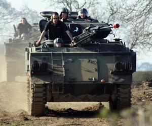 APC Tank Paintball Battle