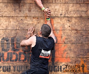 World's Toughest Mudder Obstacle Course