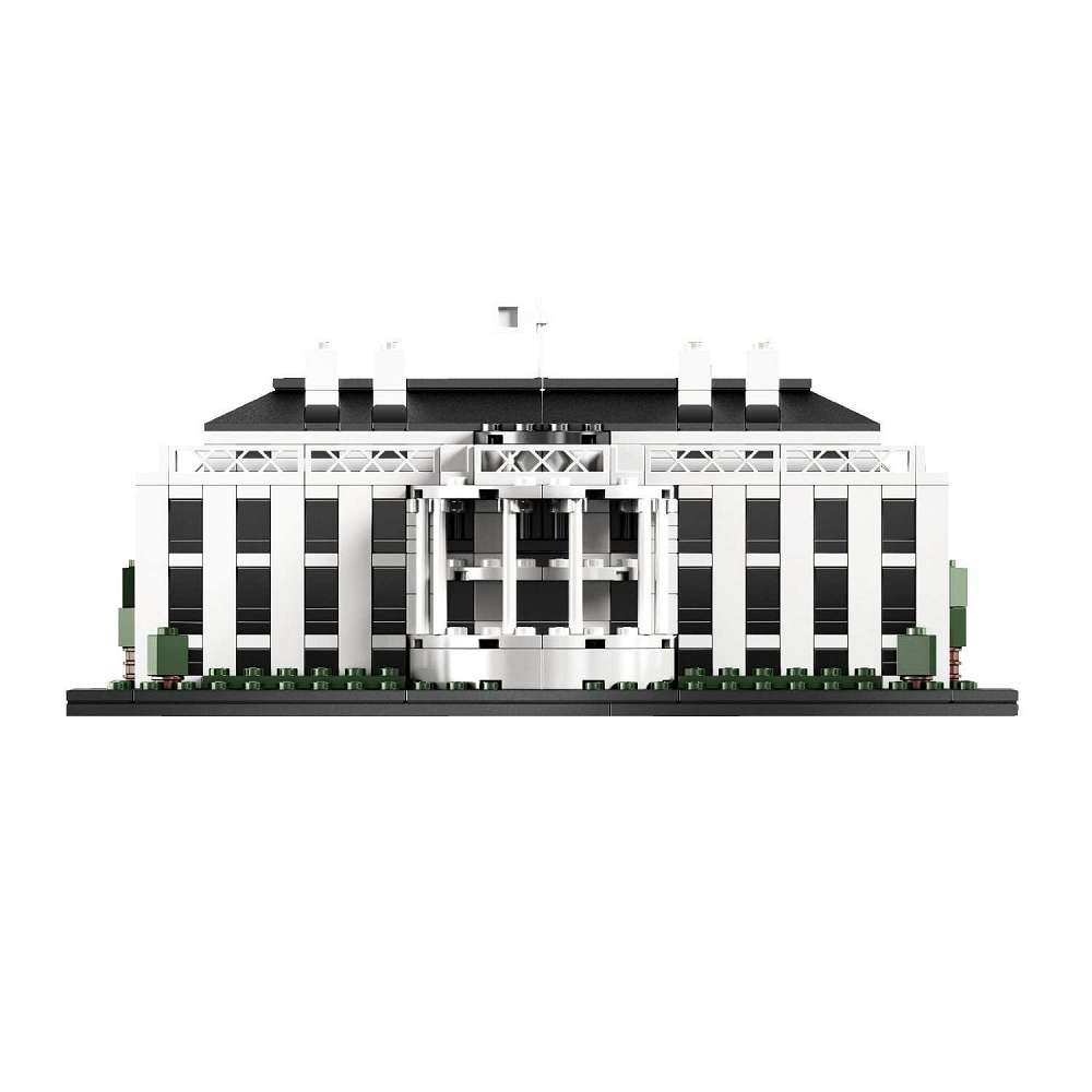 LEGO White House | DudeIWantThat.com