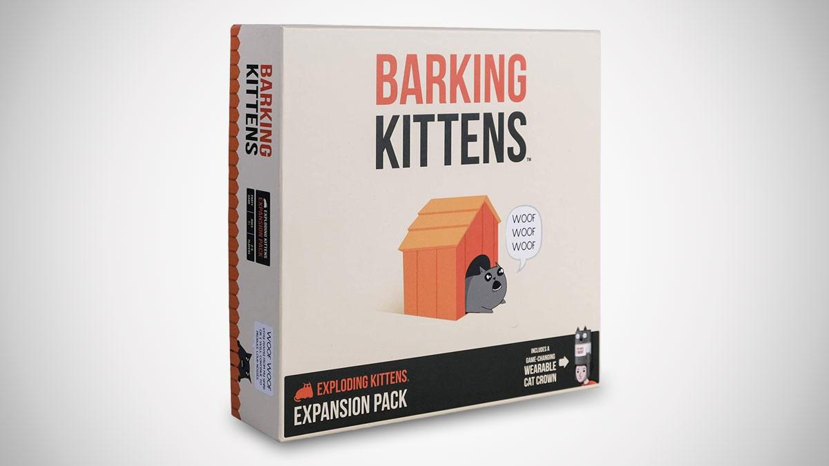 Barking Kittens - Exploding Kittens 3rd Expansion Pack